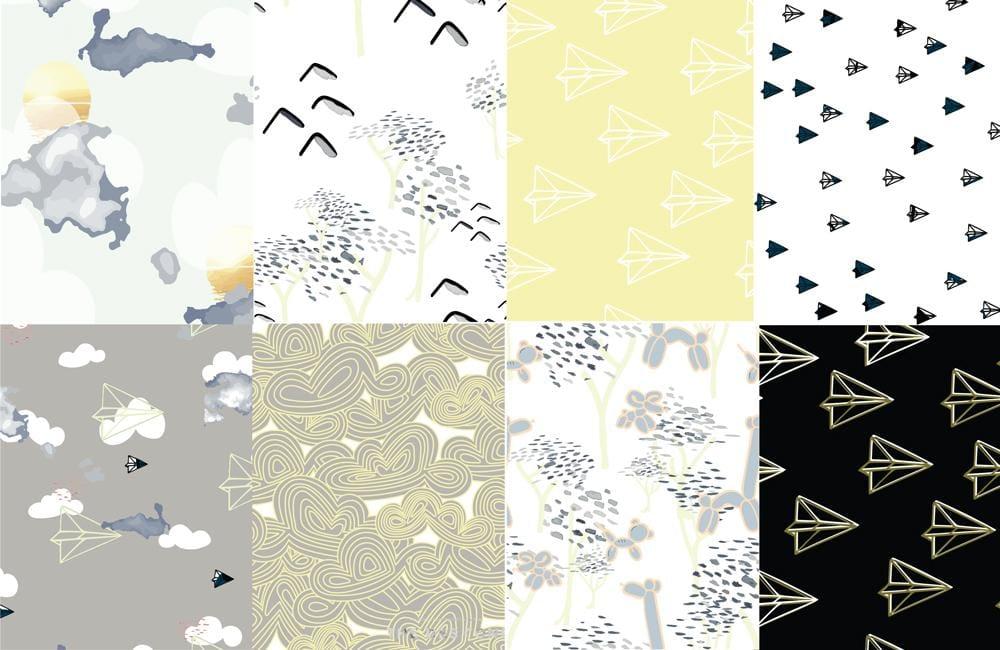 Surface Pattern Design Workshop - image 1 - student project