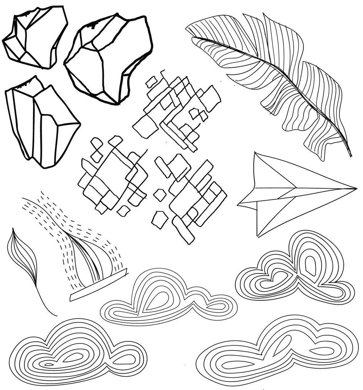 Surface Pattern Design Workshop - image 19 - student project
