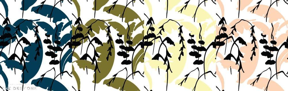 Surface Pattern Design Workshop - image 9 - student project
