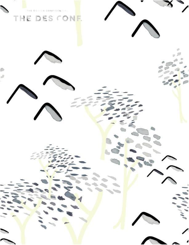 Surface Pattern Design Workshop - image 5 - student project