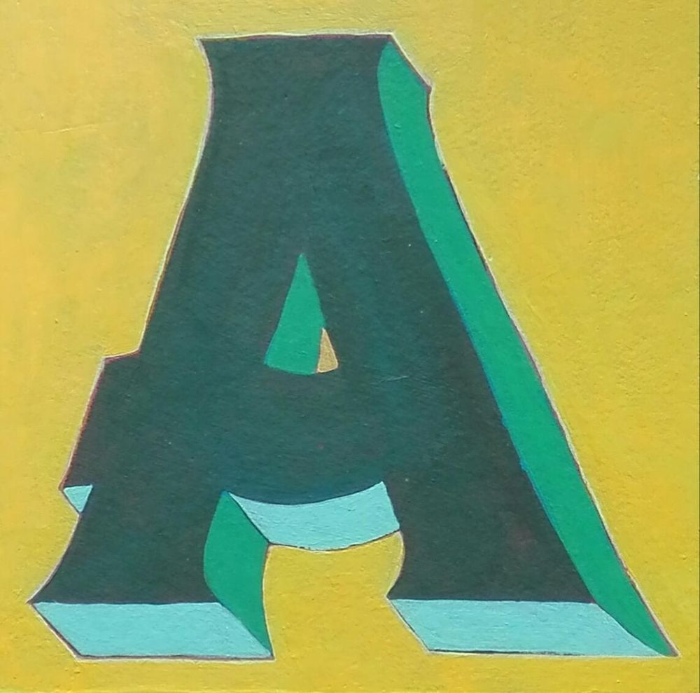 Painted Type - image 8 - student project