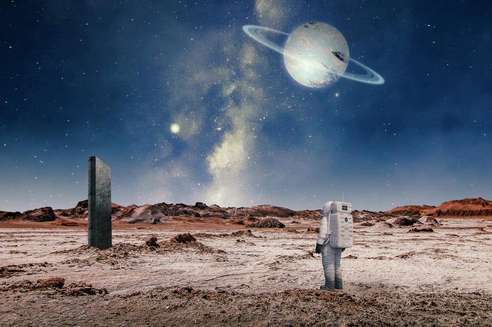 Alien Landscape - image 1 - student project