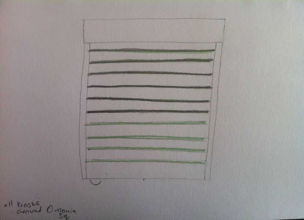 Landmarked drawings of Athens kiosks - image 5 - student project