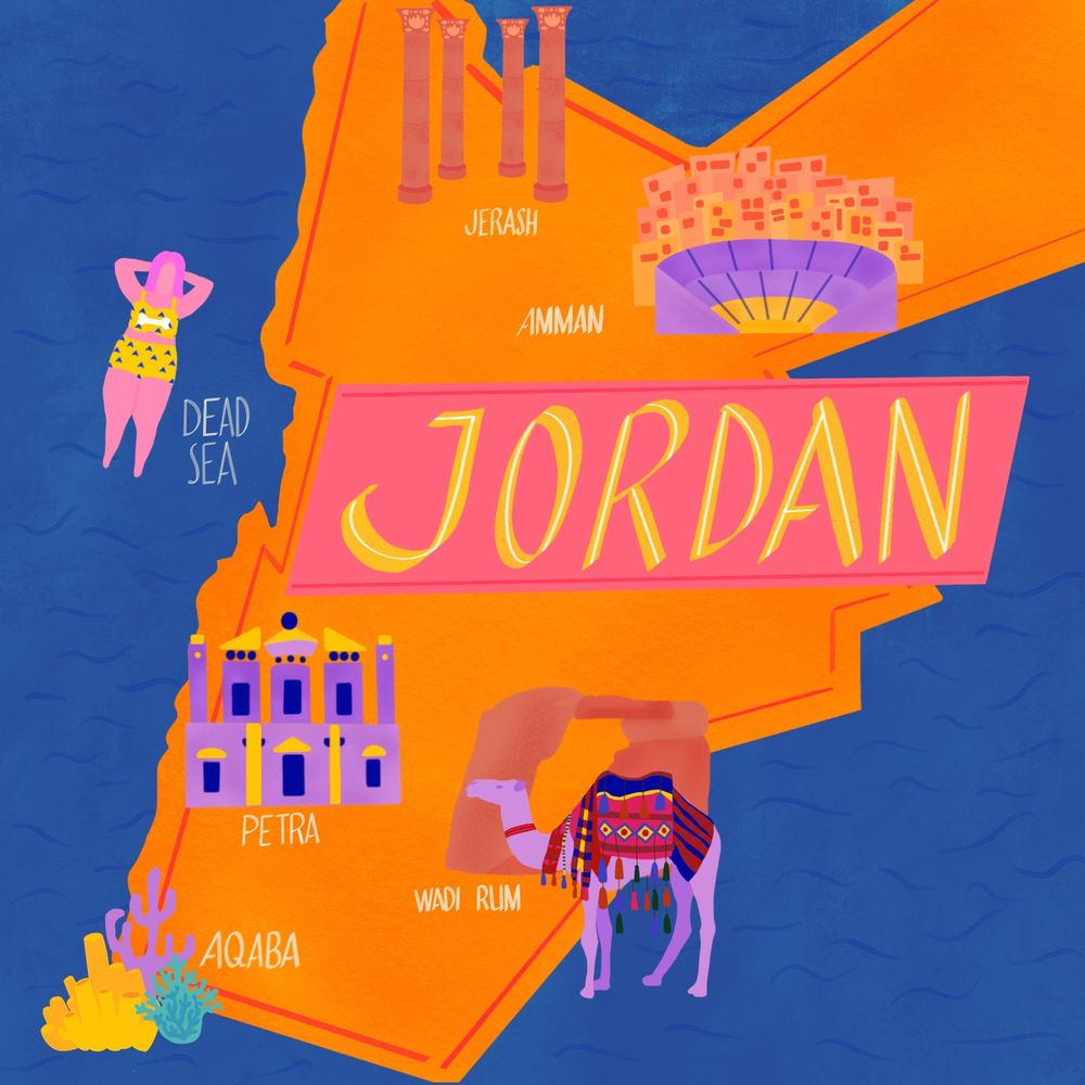 Chuabone in Jordan - image 1 - student project