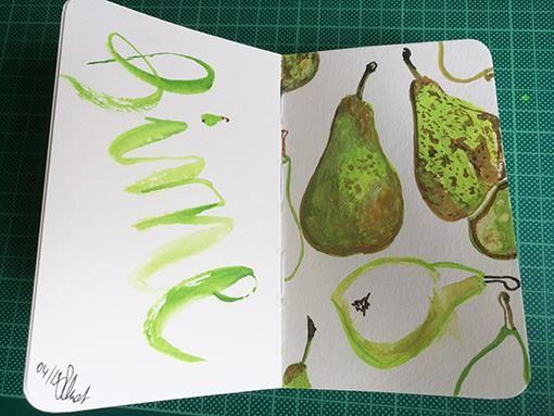 pears - image 1 - student project