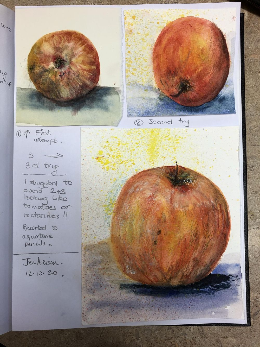 Apples - image 2 - student project