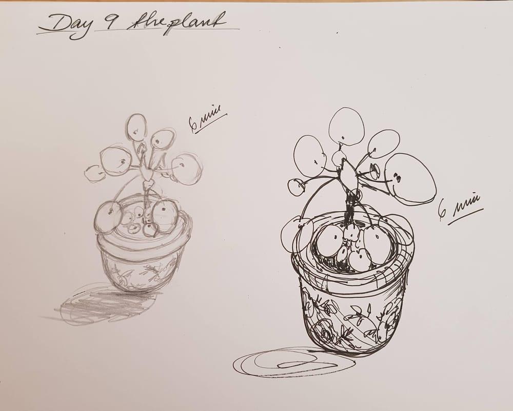 Daglig 6 min 14 dager tegnetrening - image 20 - student project