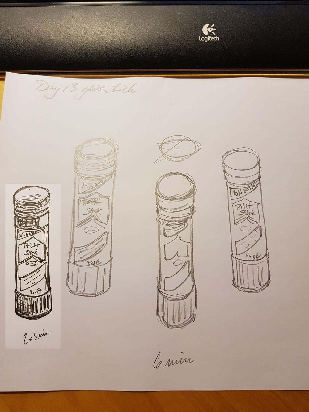 Daglig 6 min 14 dager tegnetrening - image 25 - student project