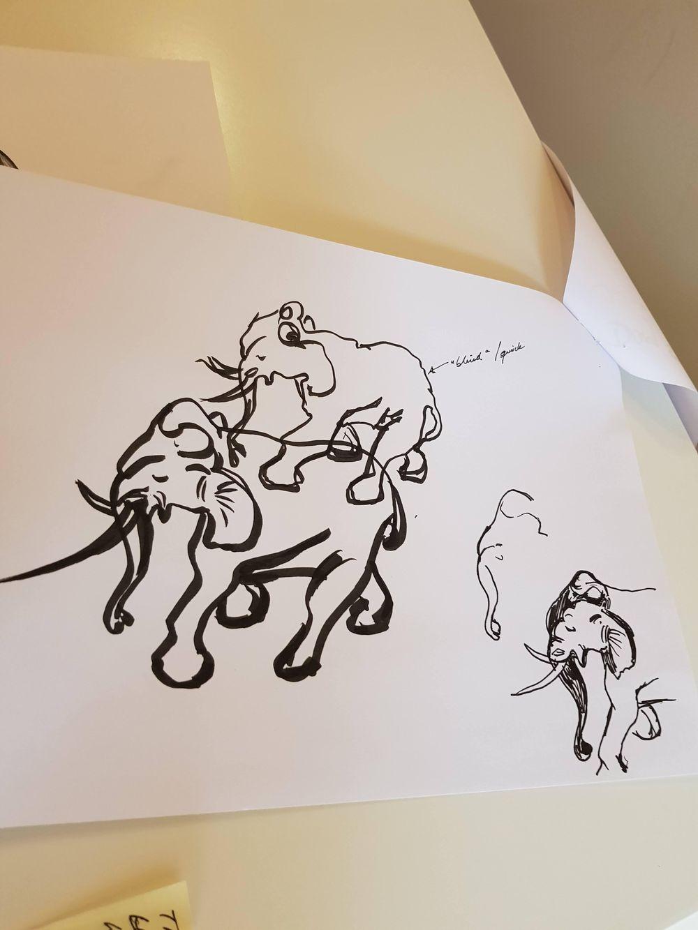 Daglig 6 min 14 dager tegnetrening - image 13 - student project
