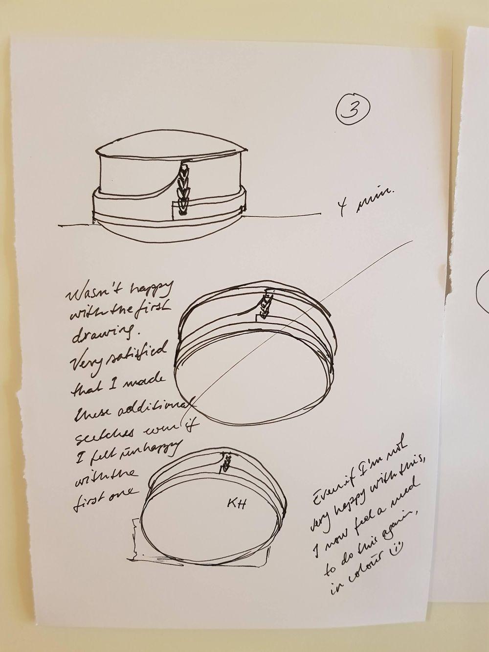 Daglig 6 min 14 dager tegnetrening - image 7 - student project