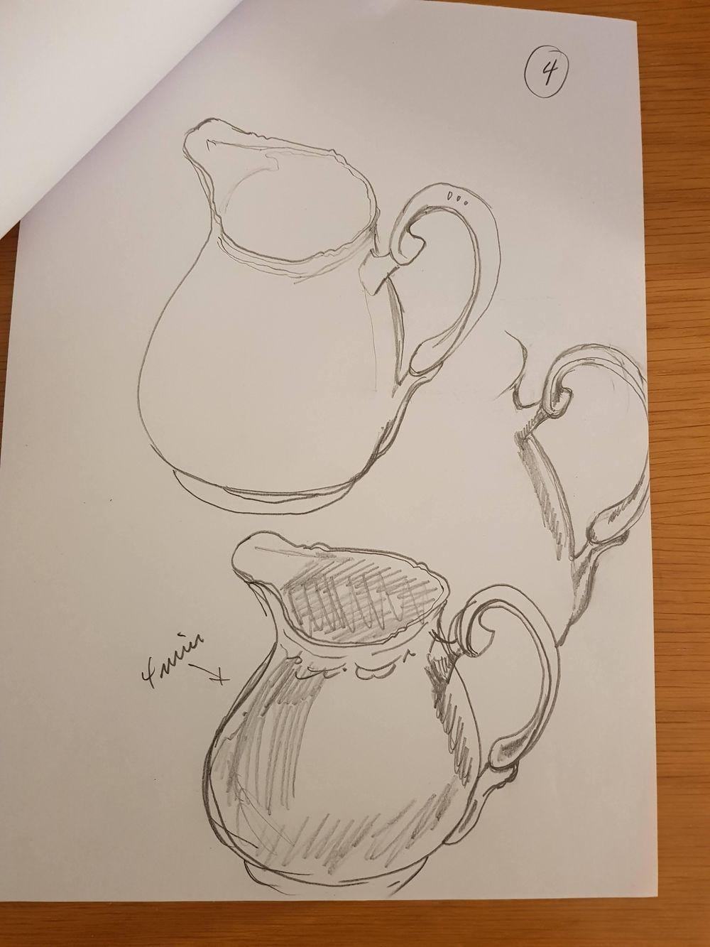 Daglig 6 min 14 dager tegnetrening - image 10 - student project