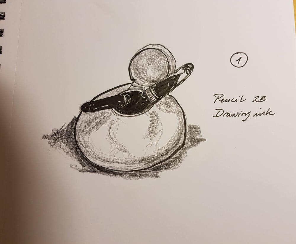 Daglig 6 min 14 dager tegnetrening - image 2 - student project