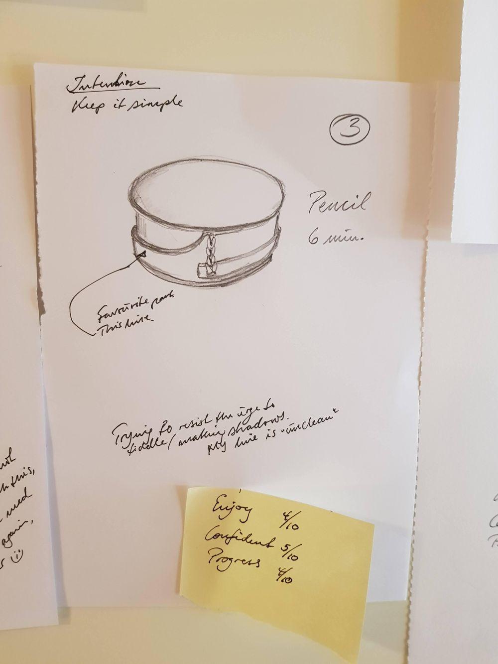Daglig 6 min 14 dager tegnetrening - image 6 - student project