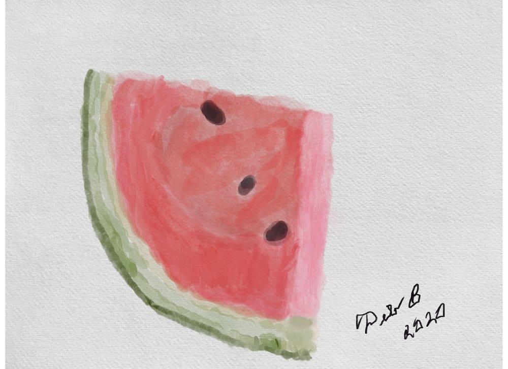 Deb's Watermelon - image 1 - student project