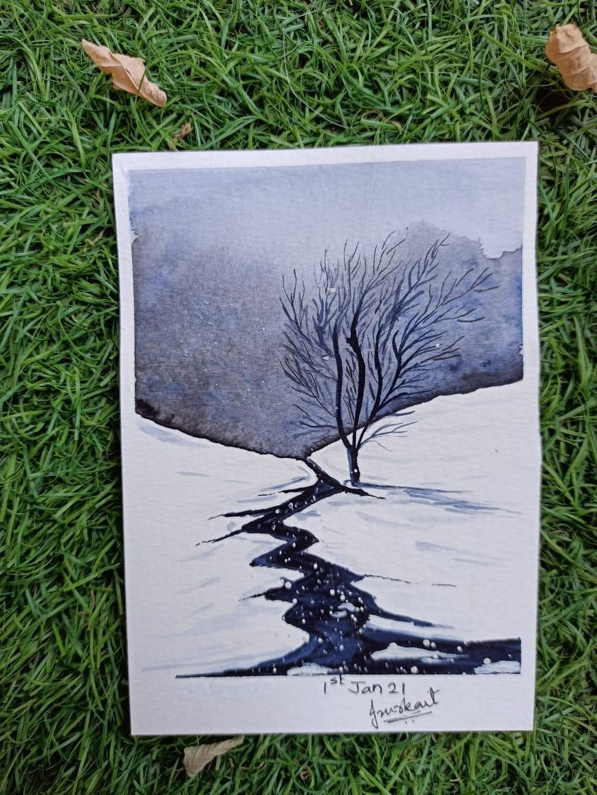 Let is snow! - image 2 - student project