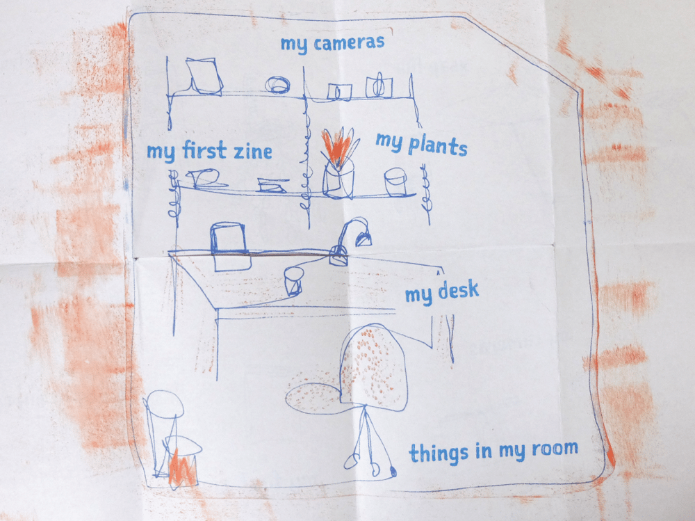things in my room - image 7 - student project