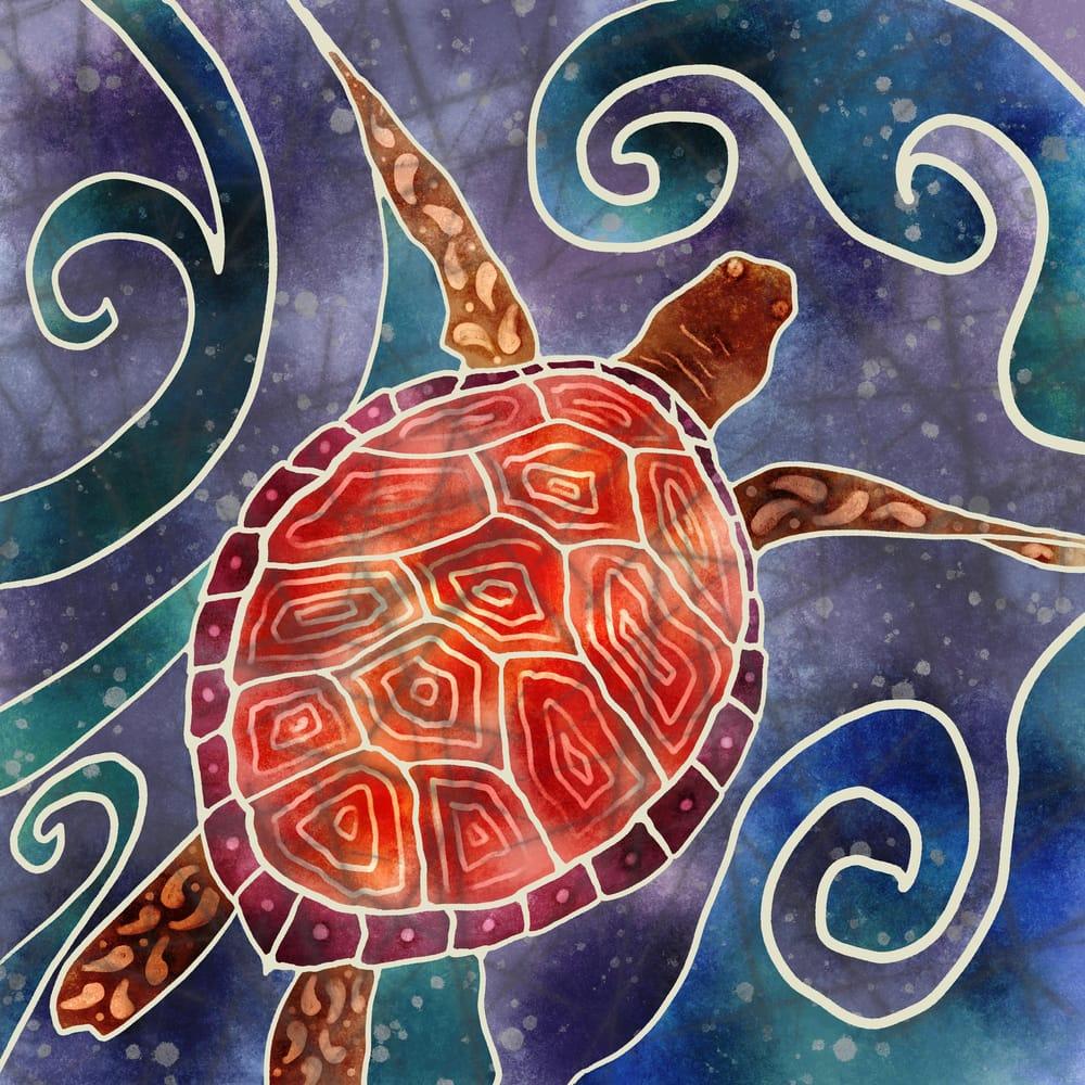 Batik Nautilus - image 2 - student project