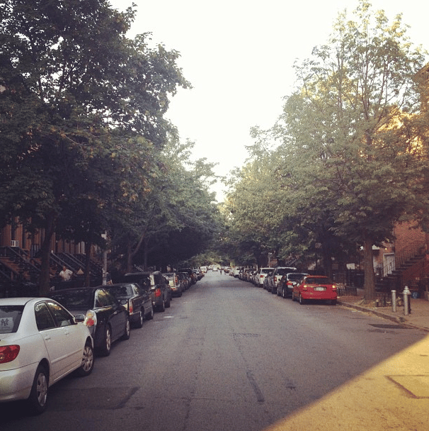 Clinton Hill - image 1 - student project