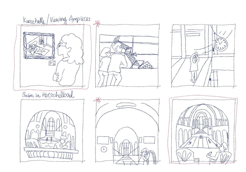 WIP// Germany: Things I did in Mannheim to kill winter blues - image 14 - student project