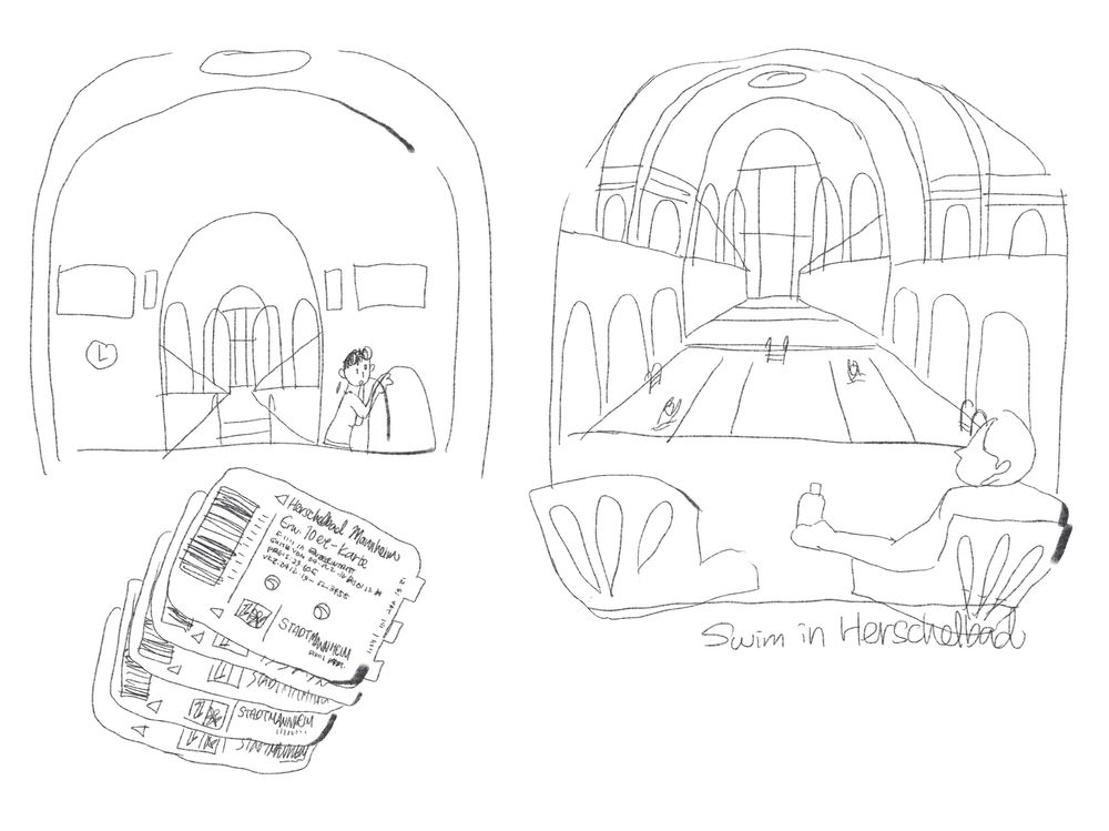 WIP// Germany: Things I did in Mannheim to kill winter blues - image 12 - student project