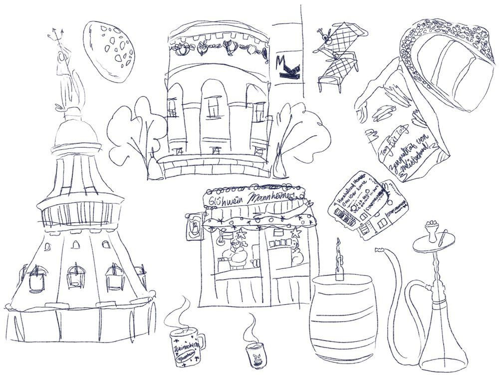 WIP// Germany: Things I did in Mannheim to kill winter blues - image 3 - student project