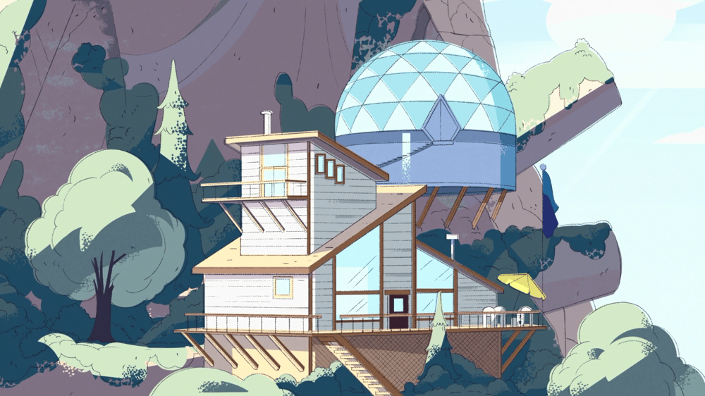 Universe Beach House - image 1 - student project