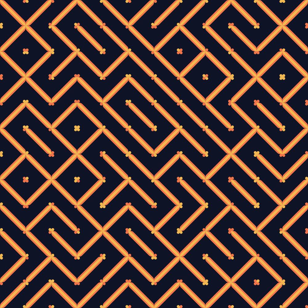 Truchet Patterns - image 4 - student project
