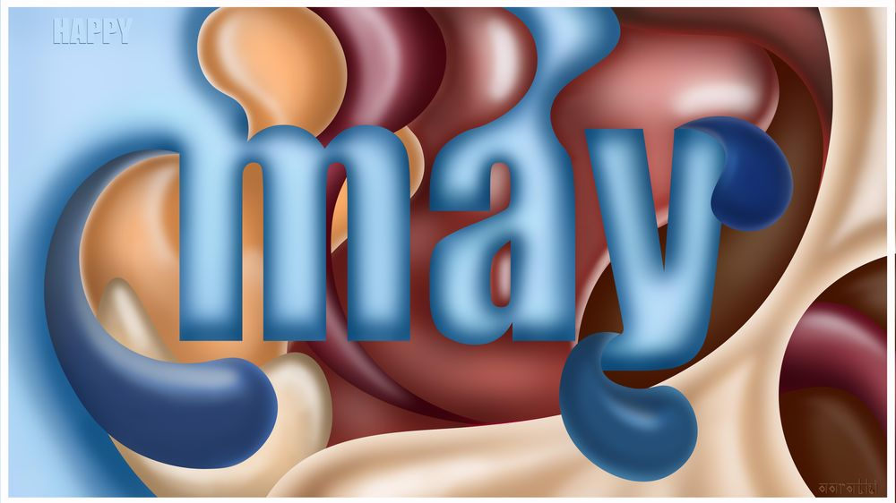 Happy May! - image 1 - student project