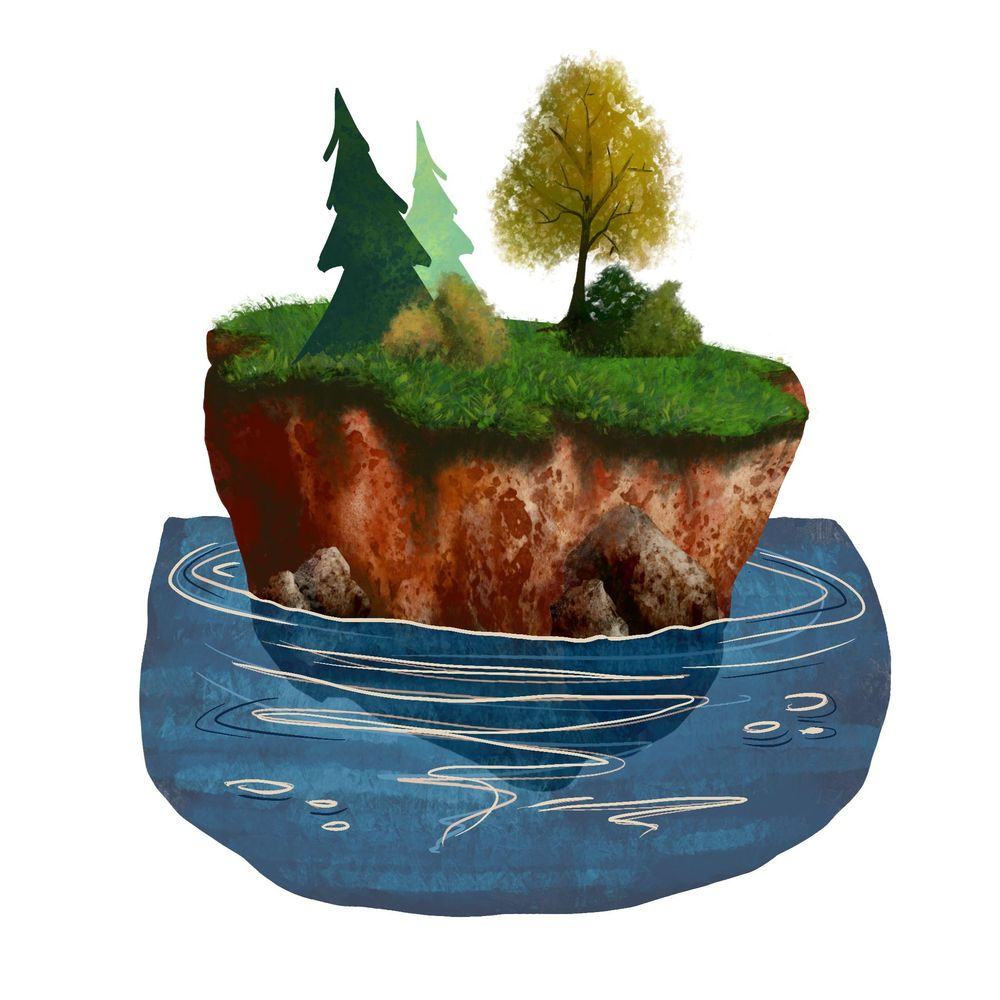 The Island - image 1 - student project