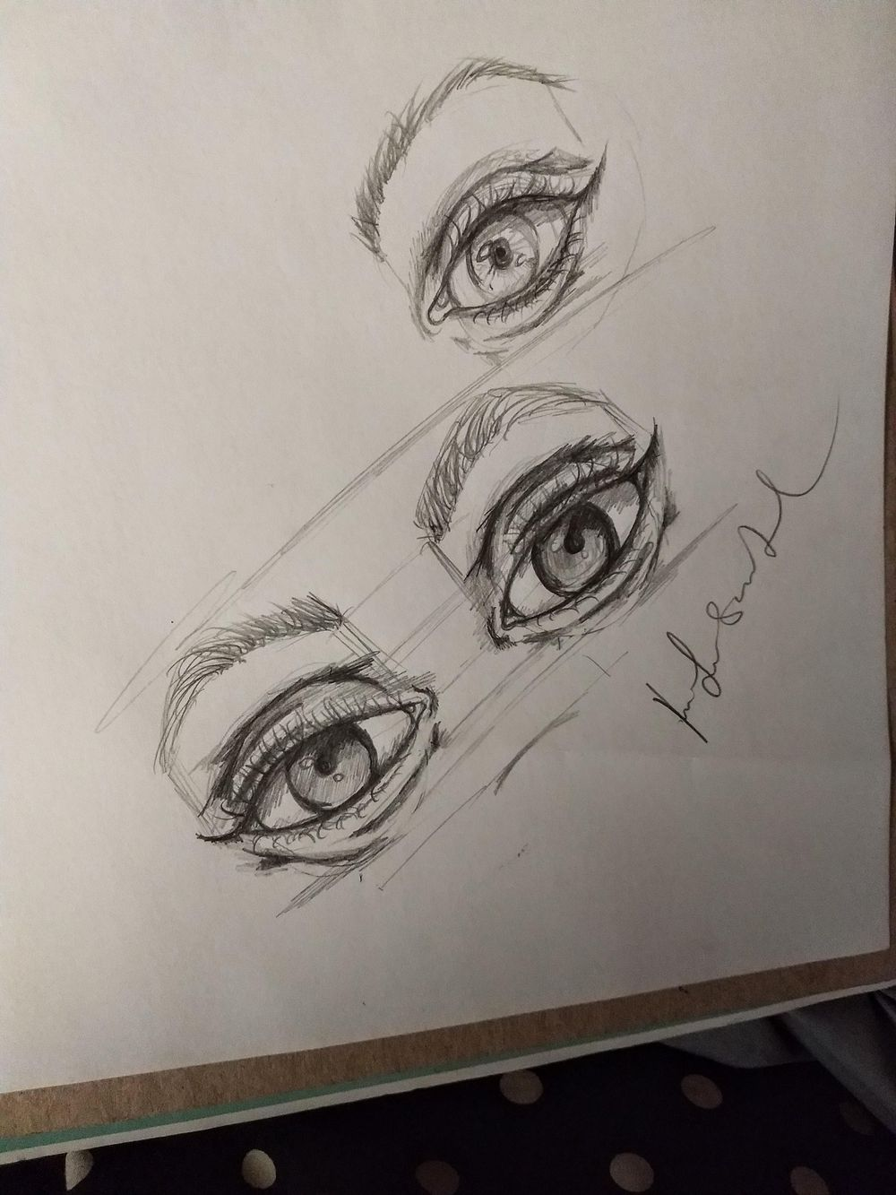 Dem eyes - image 1 - student project