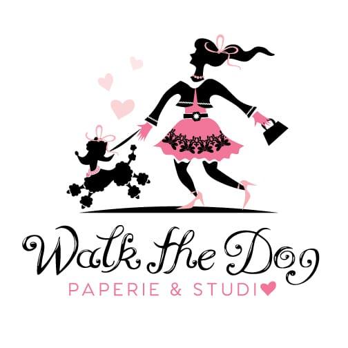 Walk the dog logo - image 1 - student project