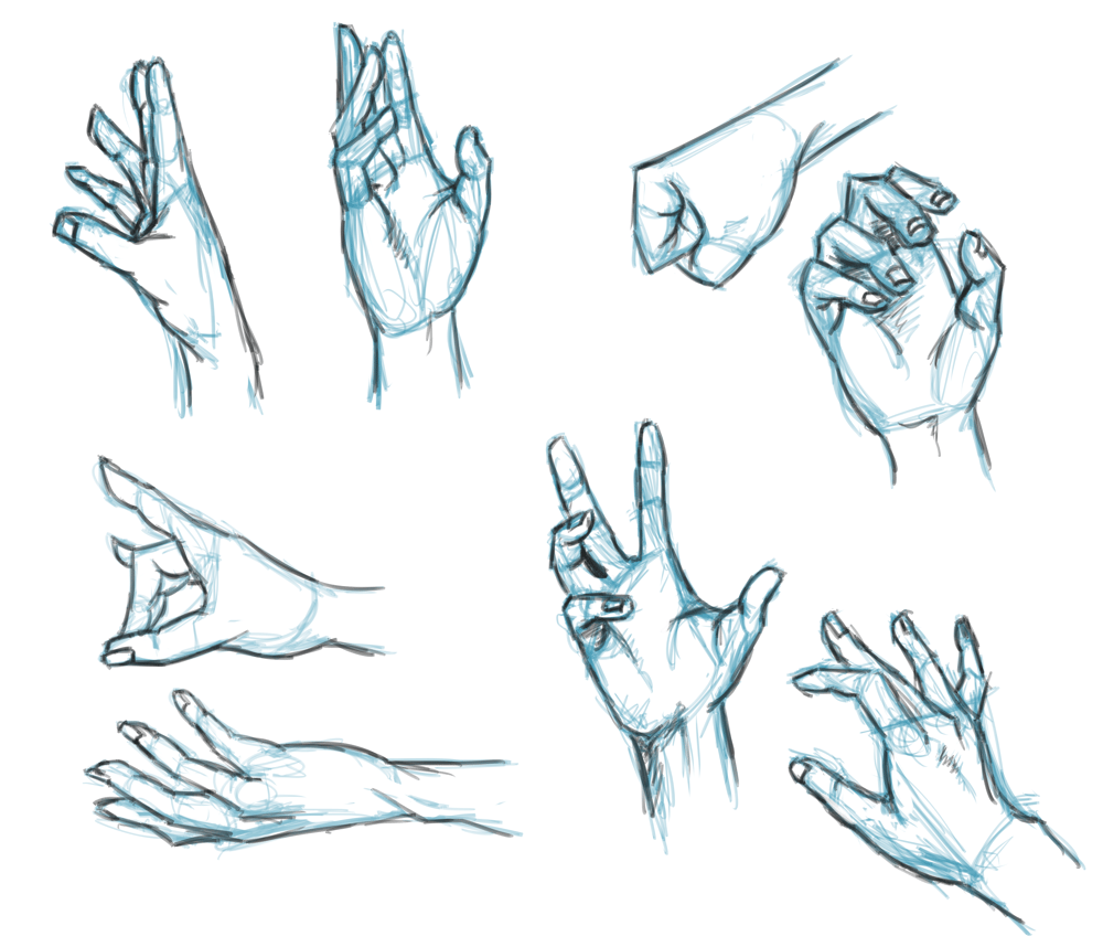 Hands! - image 1 - student project