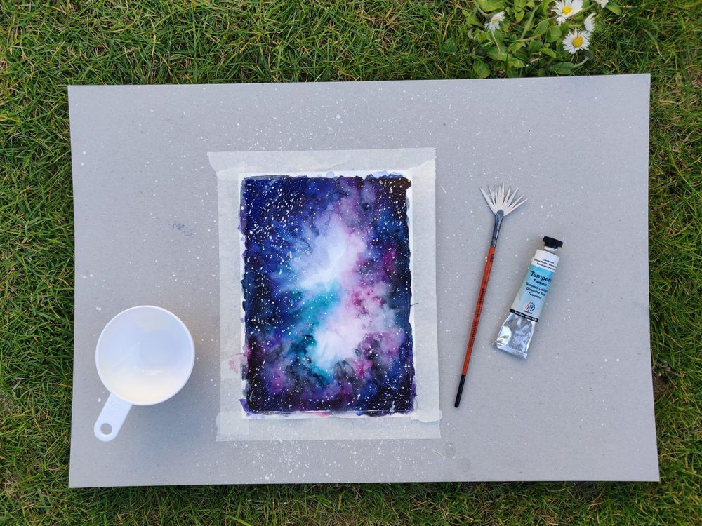 Galaxy - image 3 - student project