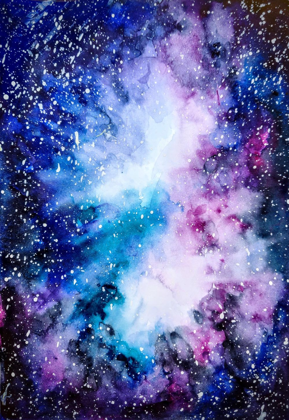 Galaxy - image 4 - student project