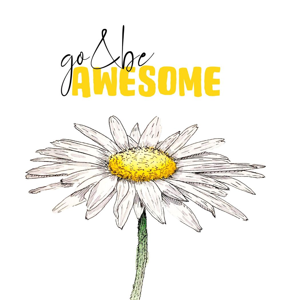 Go and Be Awesome! - image 1 - student project