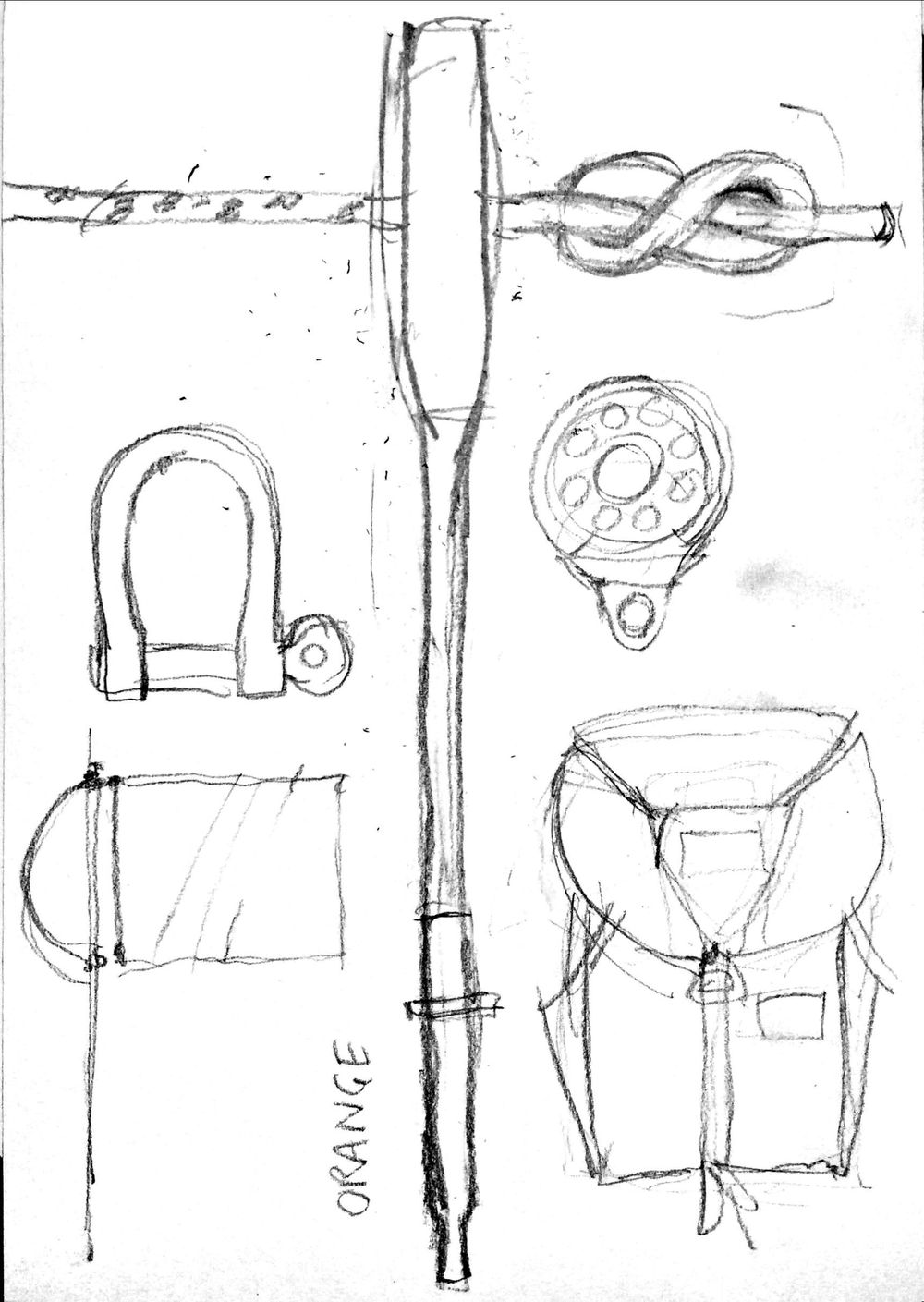 Illustration  dinghy - image 2 - student project