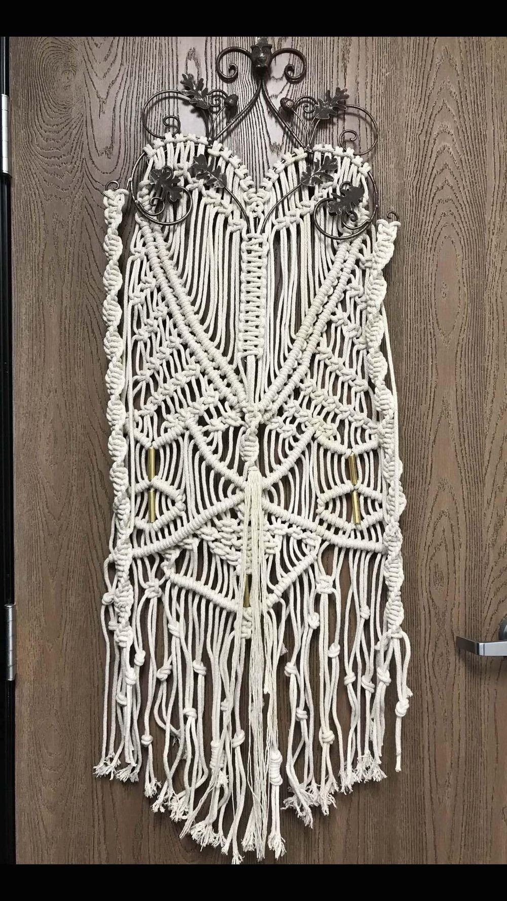 Macrame Hanging - image 1 - student project