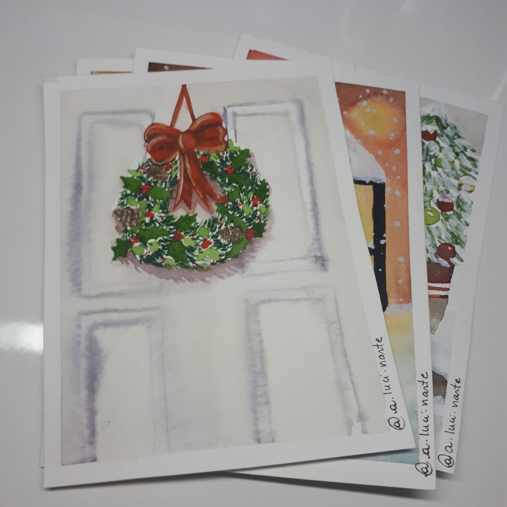 My Cowntdown to Christmas - image 5 - student project