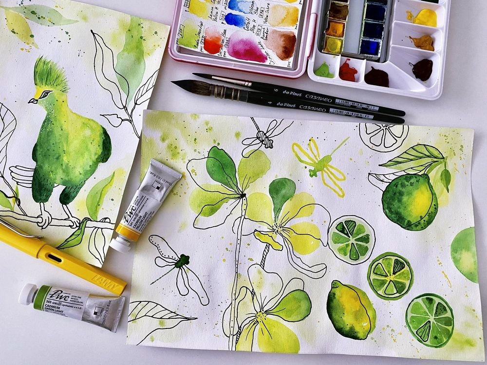 Lime Green - image 1 - student project