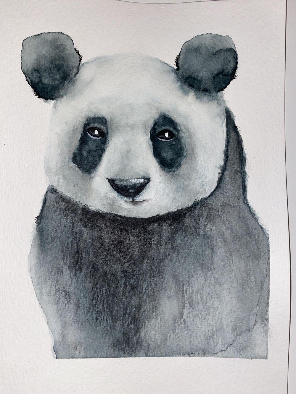 Free-flow panda - image 1 - student project