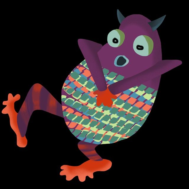 Quirky Monster - image 3 - student project