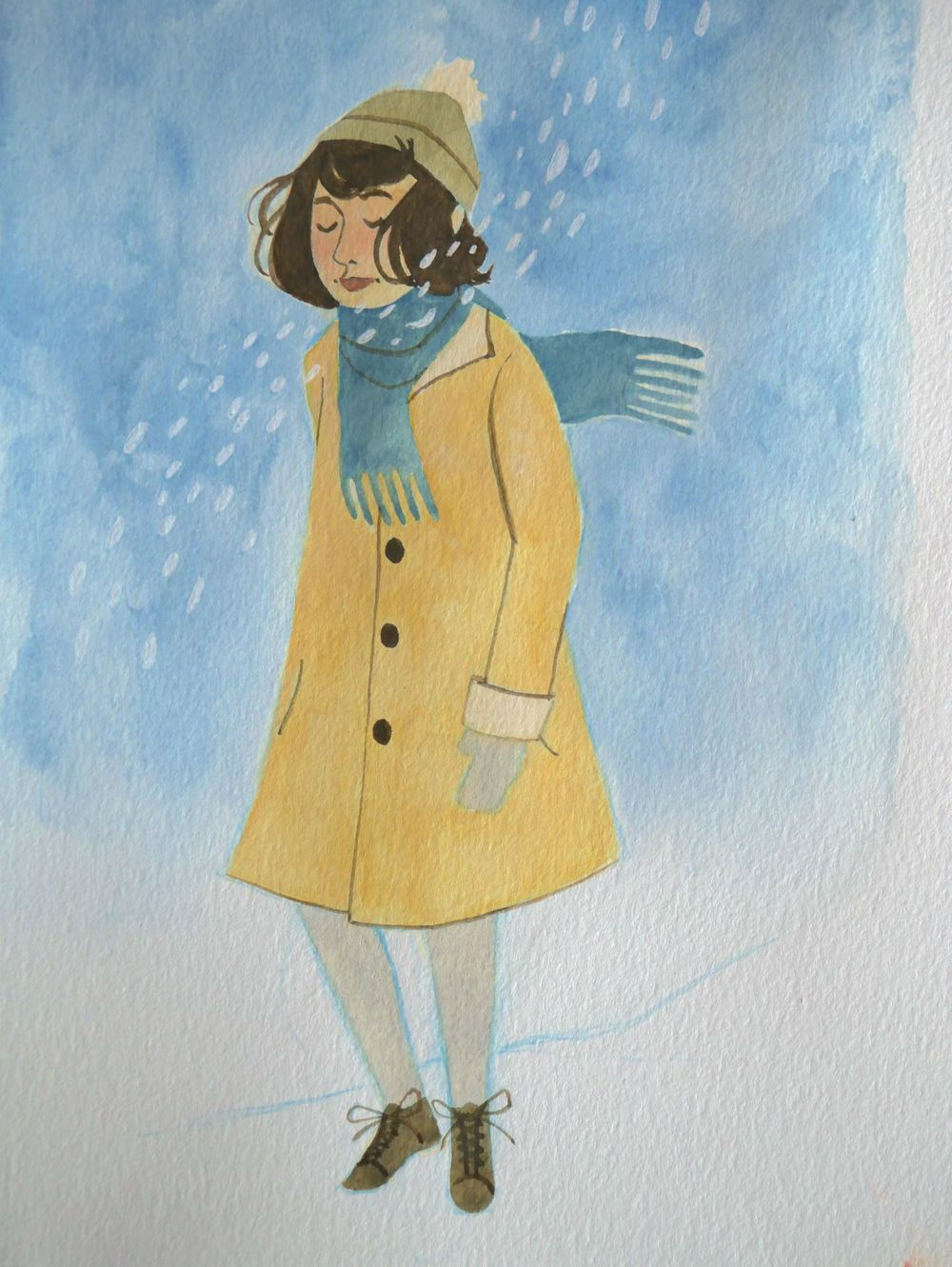 Winter Chill - image 4 - student project