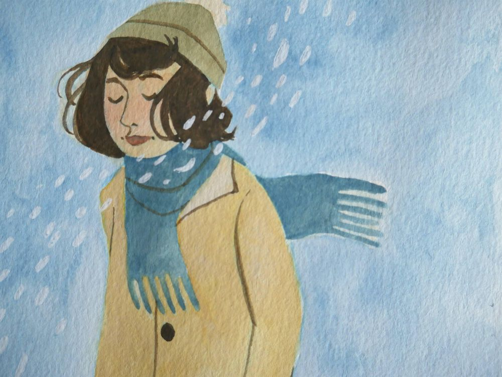 Winter Chill - image 3 - student project