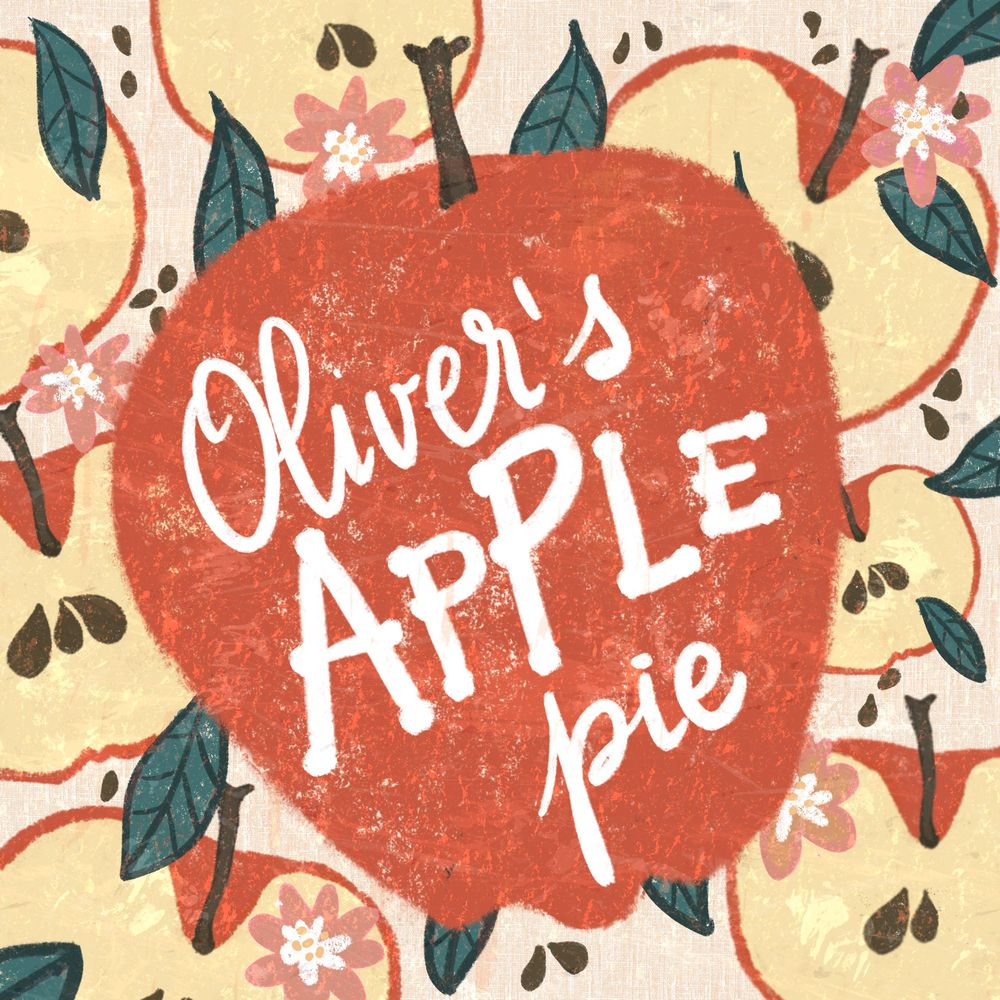 Oliver's Apple pie - image 1 - student project