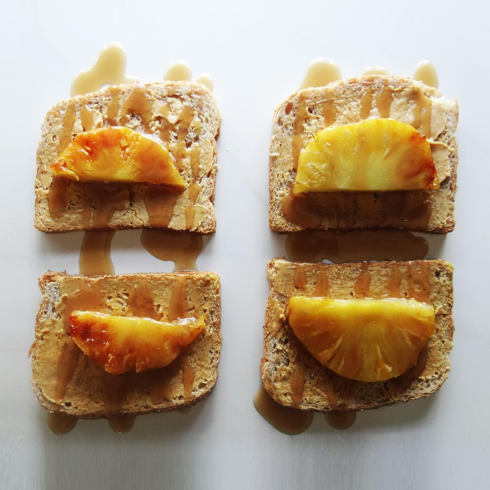 Textured Toast - image 3 - student project