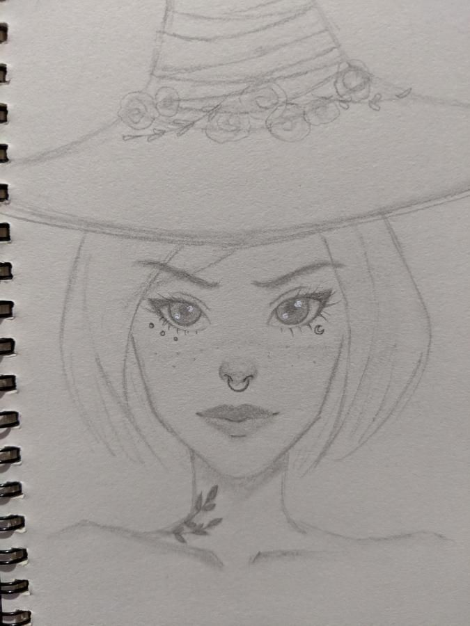 Alice, the Enchantress - image 1 - student project