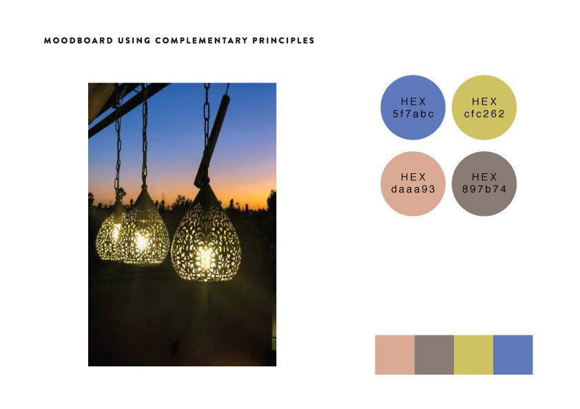 Moodboard: Complementary Principles - image 1 - student project