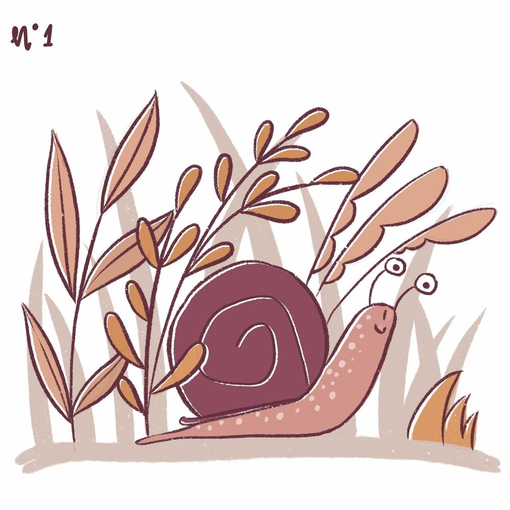 My Snails - image 1 - student project
