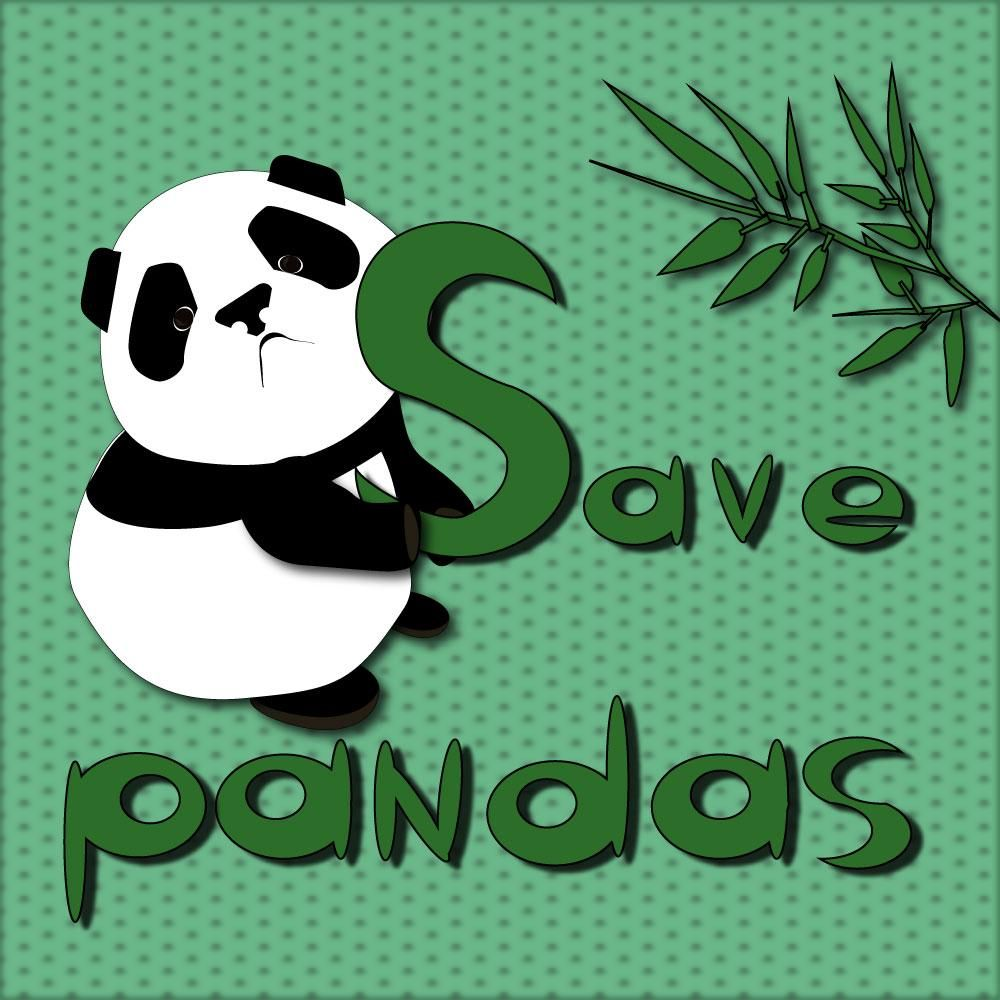 Panda''s poster - image 2 - student project