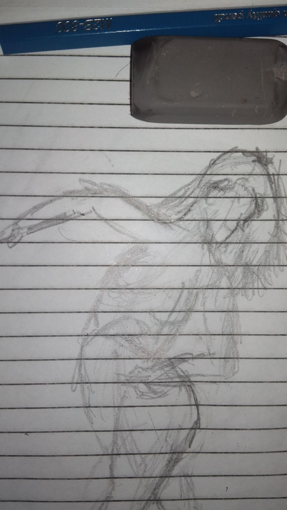 Learning Figure Drawing, - image 2 - student project